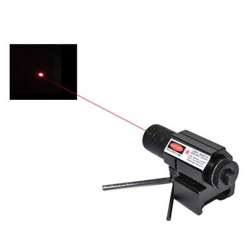 Taktik Red Dot Lazer Sight Kapsam w/Montaj 21mm Picatinny ray Dağı + 2x Anahtarı Gun Tüfek Tabanca Av Optik J2