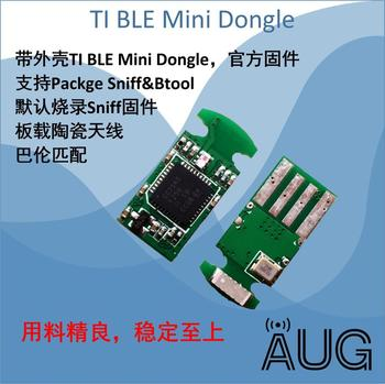 Süper MINI TI BLE Dongle CC2540 Packet Sniffer BTool araçları ile kabuk