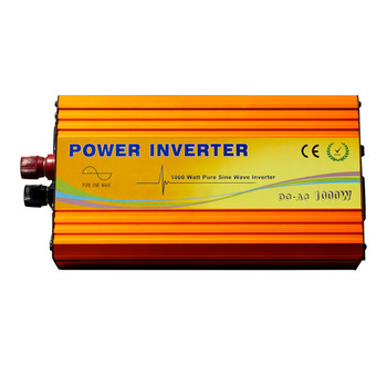 ECO-SOURCES 1000 W Invertör 24 V için 220 V için 1000 w 220 V power Inverter Kapalı Izgara Inverter Güneş Panel Güneş Sistemi